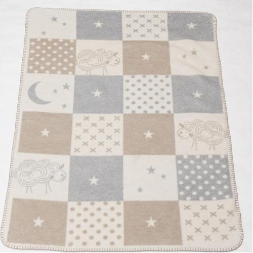 Бебешко одеяло Panda - Овчица